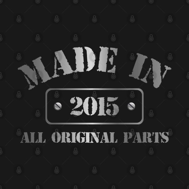 Made in 2015