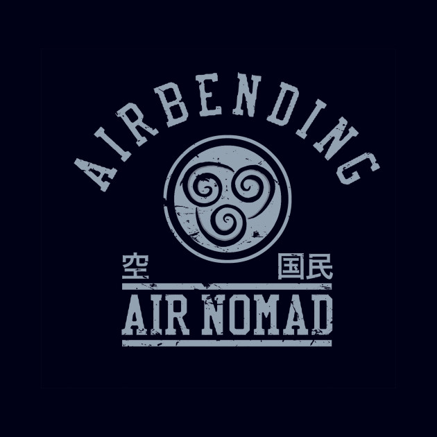 Air bending