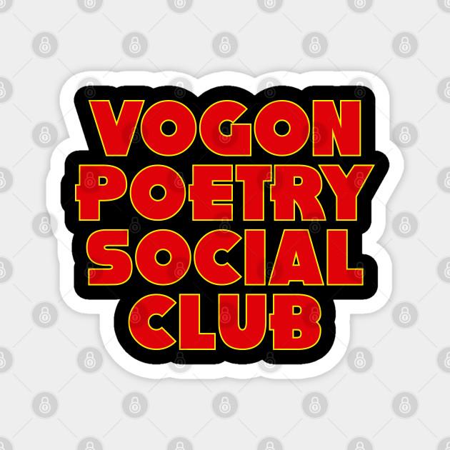 Vogon Poetry Social Club
