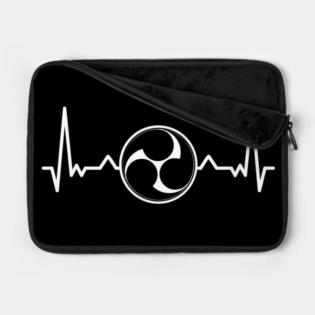 Taiko Mitsudomoe Heartbeat Design