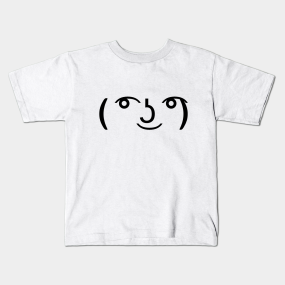 e5b119aa Le Lenny Face Kids T-Shirts | TeePublic
