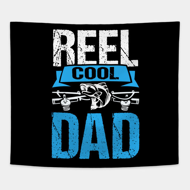 368fd427 Reel Cool Dad Gifts From Daughter Funny Fishing Shirt - Dad ...
