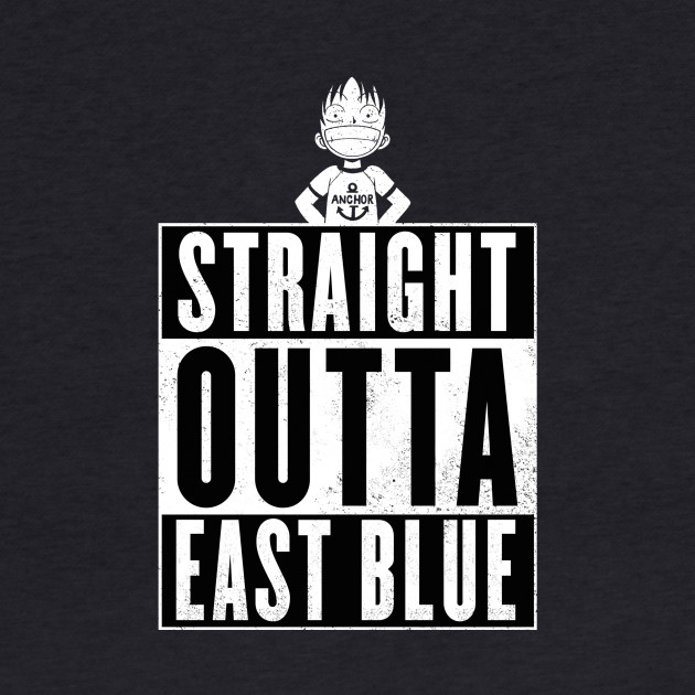 Straight outta East Blue