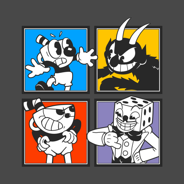 Cuphead Characters - Videogames