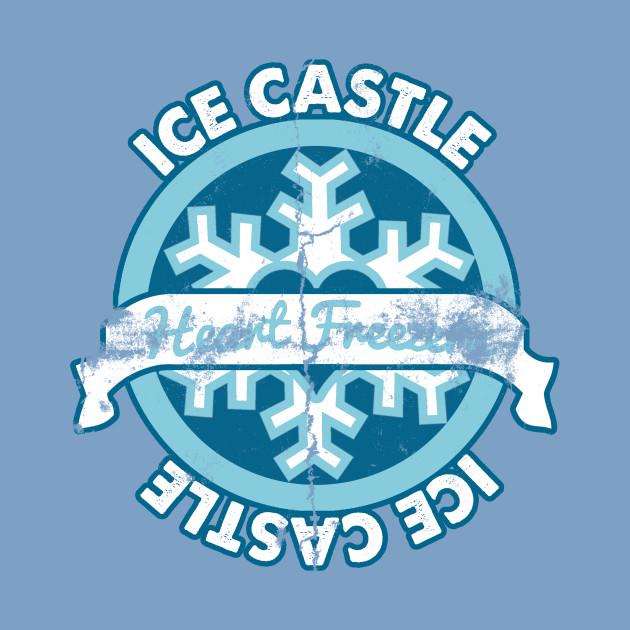 Ice castle Heart Freezers