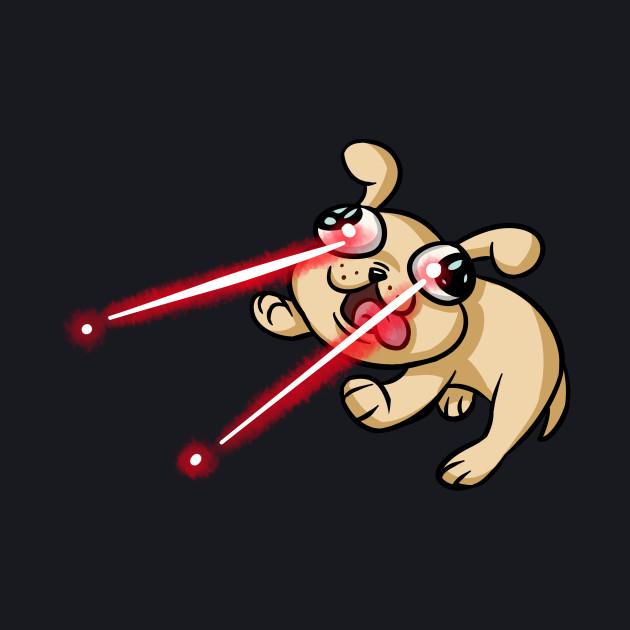 Laser Puppy