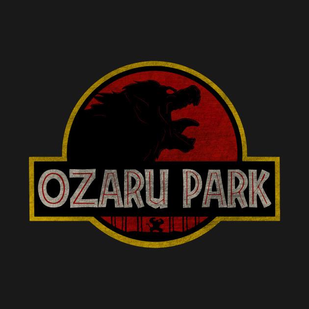 Ozaru Park T-Shirt