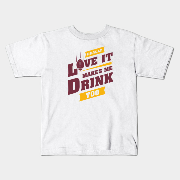 Redskins Football Youth T-shirt