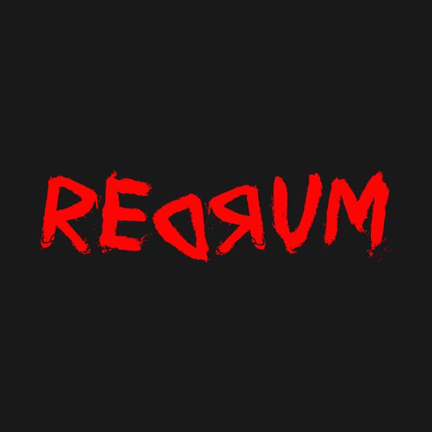 The Shining - Redrum