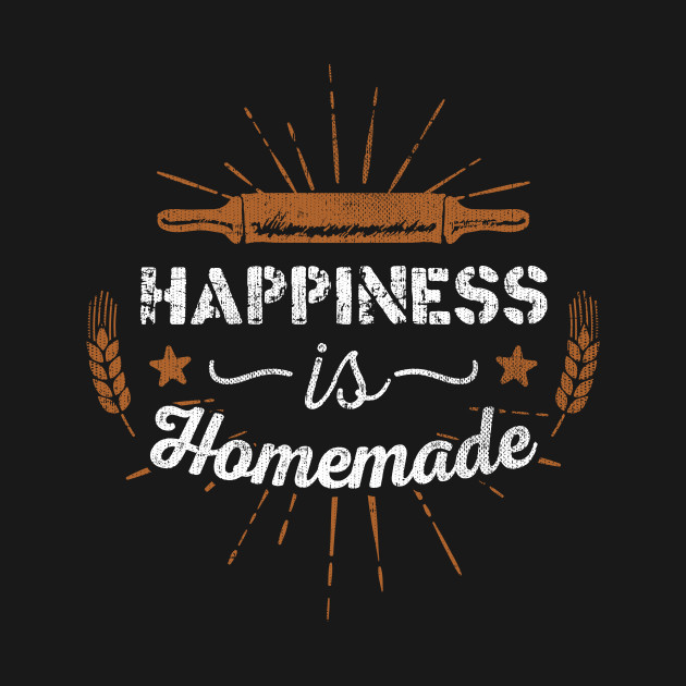 picture about Happiness is Homemade named Contentment IS Selfmade Relatives Buddies T-Blouse