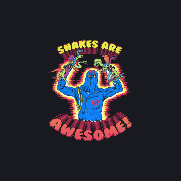 Snakes Are Awesome
