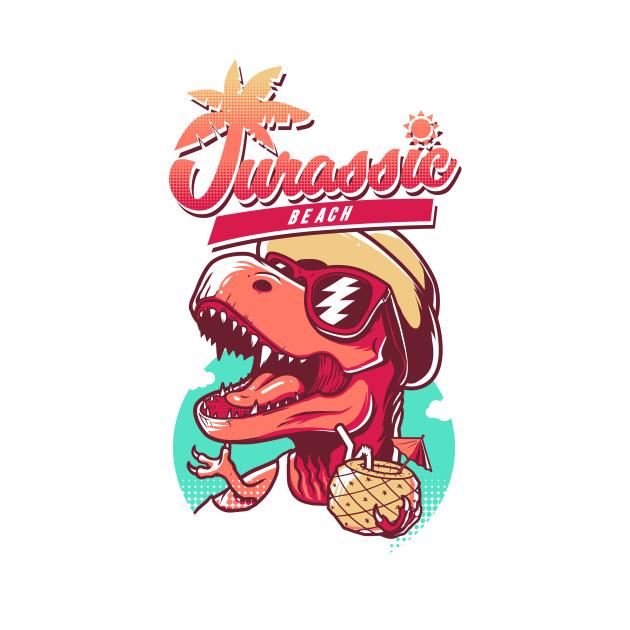 Jurassic Beach