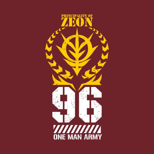 zeon gundam I
