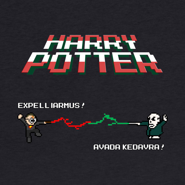 Harry Potter Mega Man