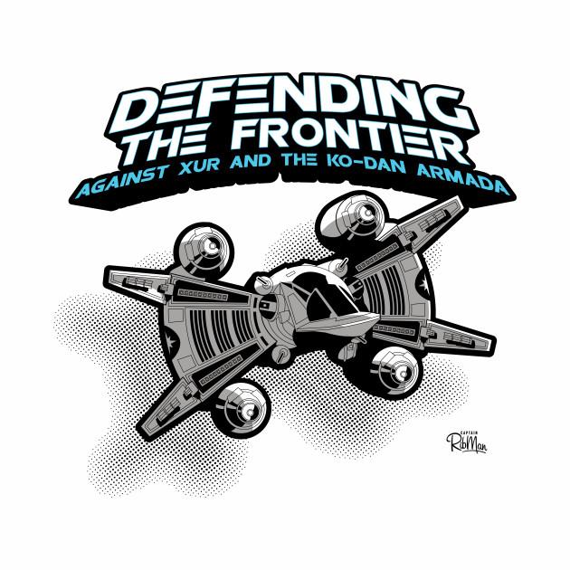 The Last Starfighter Pledge