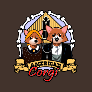 American Gothic T Shirts