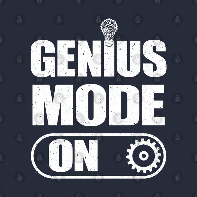 Genius Mode On