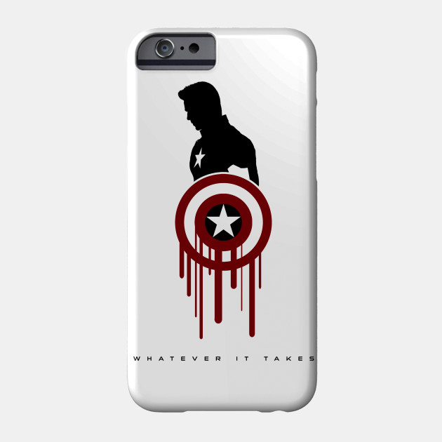Whatever It Takes Captain America
