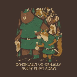 Robin Hood T-Shirts | TeePublic UK