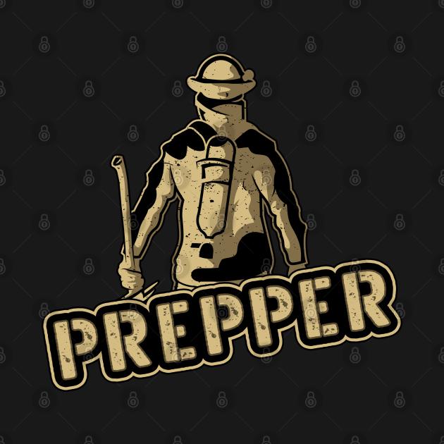 Prepper Survival Doomsday Prepping Apocalypse Gift