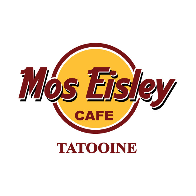 Mos Eisley Cafe - Tatooine