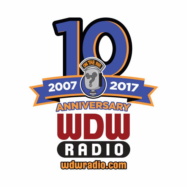 WDW Radio 10th Anniversary