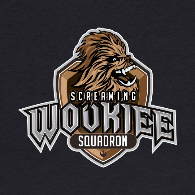 Screaming Wookiee Squadron