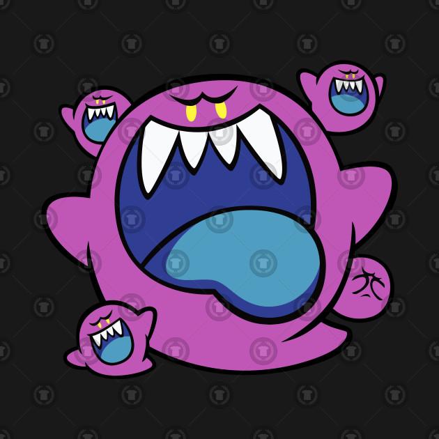 Dark Boo Squad - Super Mario