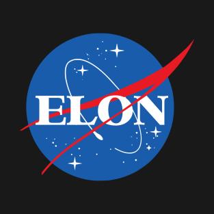 Elon Musk Space Logo t-shirts