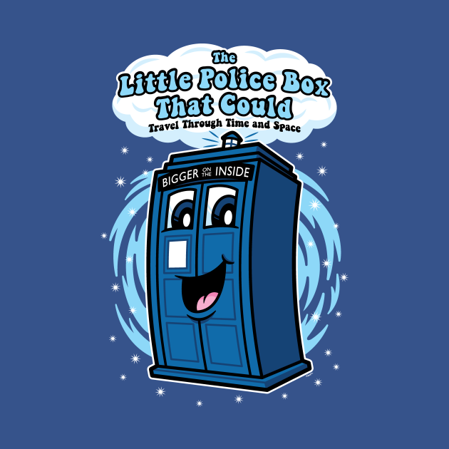 The Little Police Box