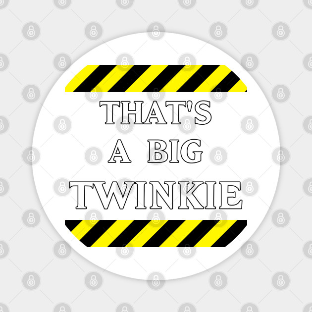 "Ghostbusters ""That's a big Twinkie"" Winston Quote"