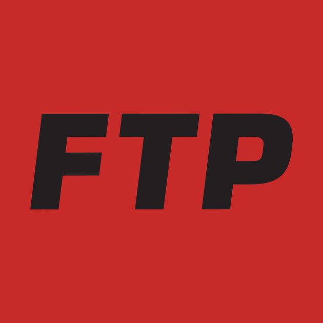 FTP LOGO shirt