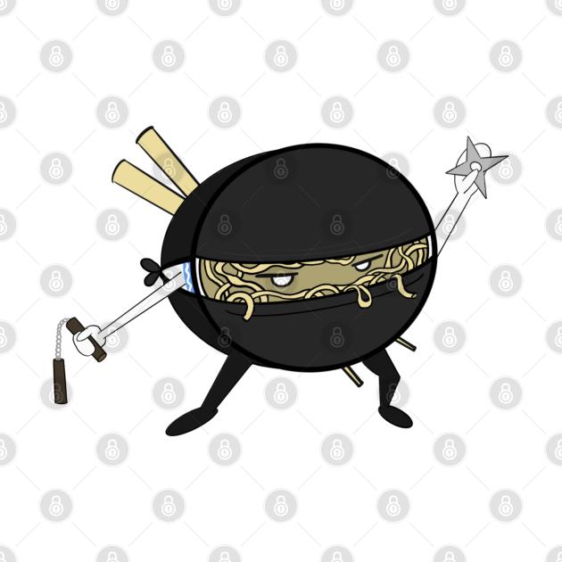Ninja Noodle Soup