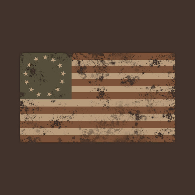 Tactical 1776 Betsy Ross Flag