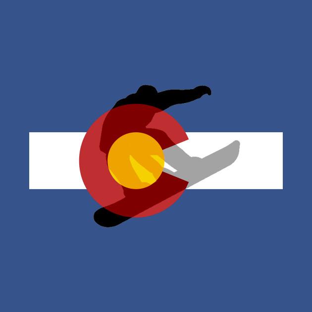 Colorado Snowboarder