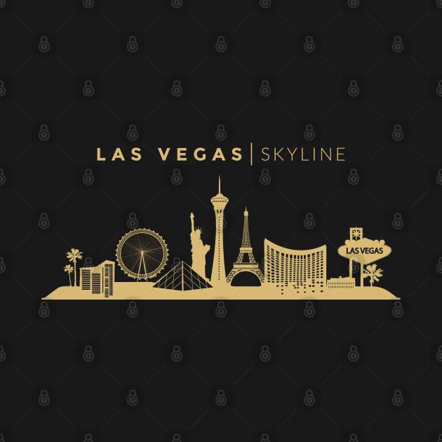 Las Vegas City Skyline Travel