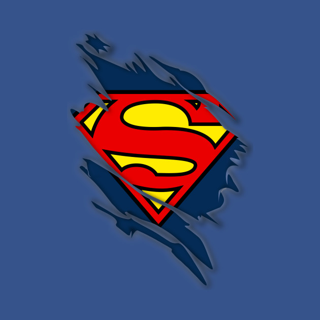 Be The Superhero (Pocket) T-Shirt