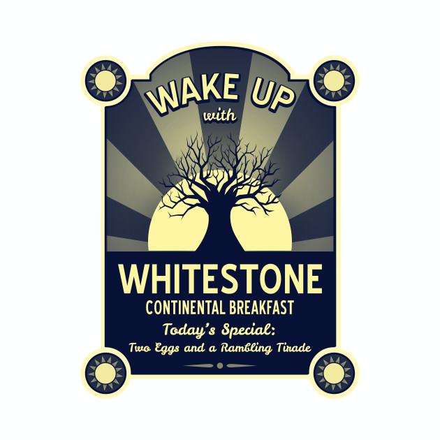 Whitestone Continental Breakfast!