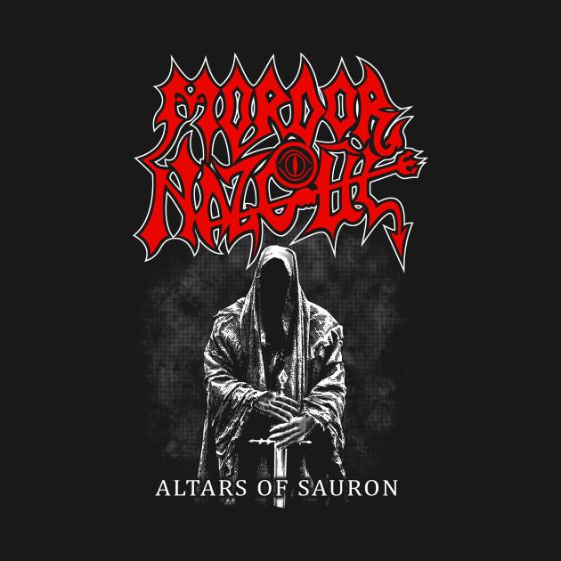 Mordor Nazgul - Altars of Sauron