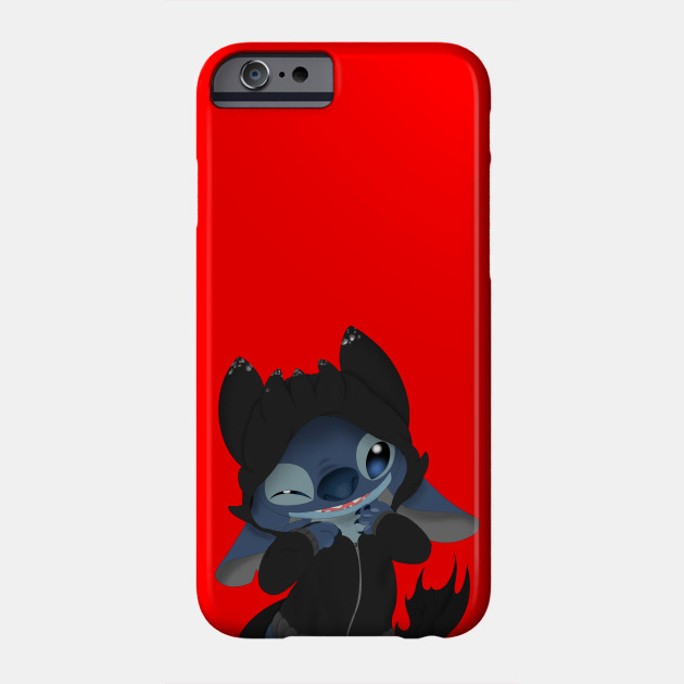 TOOTHLESS AND STITCH iPhone XR Case