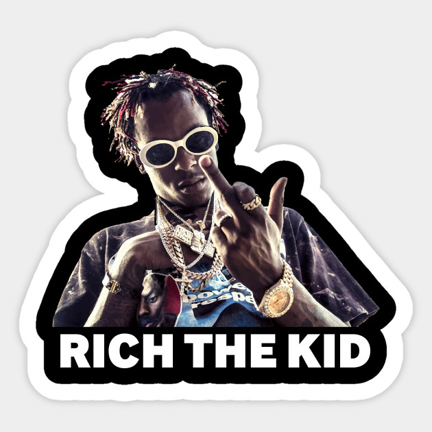 buy online 0149e eb21d Rich the Kid