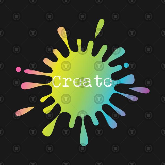 Create | Paint Splatter