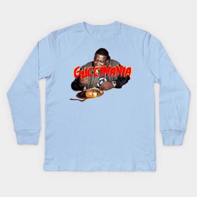 7d22917546e GUCCIMANIA© - Gucci Mane - Kids Long Sleeve T-Shirt