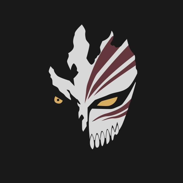 hollow Bleach mask ichigo