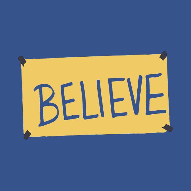 Ted Lasso Believe