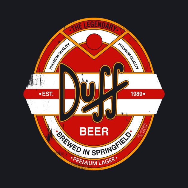 Duff Beer - Dark