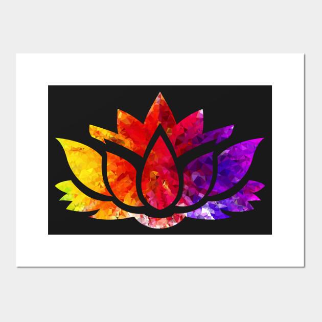 Lotus flower lotus flower posters and art prints teepublic 564663 1 mightylinksfo