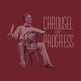 Carousel of Progress logo t-shirts