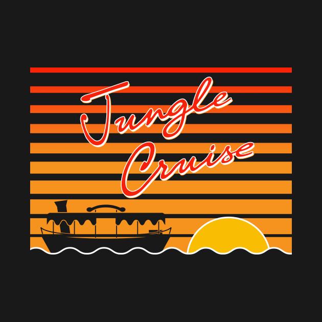 Jungle Cruise Cheesy Souvenir shirt