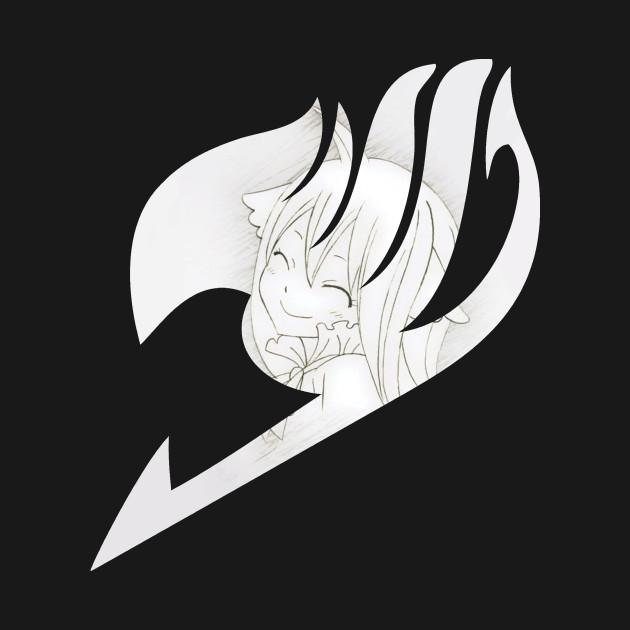 очаровательный смешные картинки хвост феи и их герб добавлением